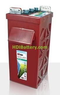 Batería plomo ácido Trojan Solar Inductrial SIND 06 610 6V 472Ah Ciclo profundo