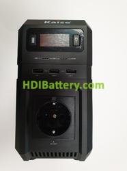 Batería Portátil Litio-Ion 3,7V 120000mAh Kaise S710