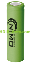 Batería recargable AA/R6 1,2V 2500mAh NI-MH 14,0x49,0mm