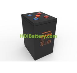 Batería solar de Plomo - Carbón 2 Voltios 1000 Amperios Narada REXC1000