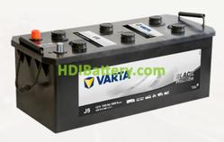 Batería Varta 12 voltios 130 ah 680A Promotive Black ref. J5 514 x 218 x 208 mm