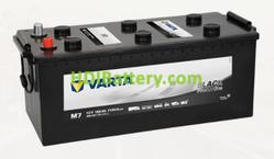 Batería Varta 12 voltios 180 ah 1100A Promotive Black ref. M7 513 x 223 x 223 mm