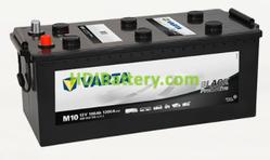 Batería Varta 12 voltios 190 ah 1200A Promotive Black ref. M10 513 x 223 x 223 mm