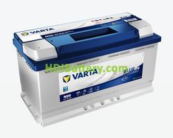Batería Varta 12 voltios 95 Amperios 850A Blue Dynamic EFB Ref. N95 353 x 175 x 190 mm