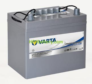 Batería Varta Professional Deep Cycle AGM 12 voltios 85Ah 465A LAD85 260 x 169 x 230.5 mm
