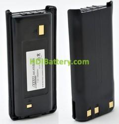 Batería walkie-talkie 7.2V 1450mAh Kenwood KNB-29N NimH