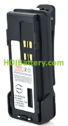 Batería walkie-talkie 7.4V 2200mAh Motorola DP2000 DP2400 DP2600 DP4000 Li-Ion