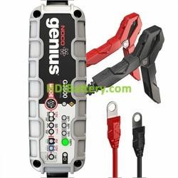 Cargador para baterías de plomo y litio ion inteligente 12v y 6v 3.5Ah Noco genius G3500