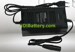 Cargador baterías de plomo ácido, AGM y GEL 24 Voltios 3 Amperios BL24-3