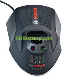 Cargador Bosch 10.8V Litio-ión AL1130CV