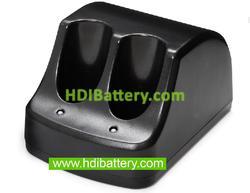 Cargador compatible baterías herramientas Black&Decker