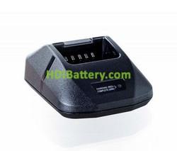 Cargador de baterías mando de grua Hetronic HE900