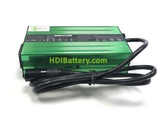 Cargador de baterías de Litio Ion PFS Energy DL 180W 29.4V 5A Aluminio