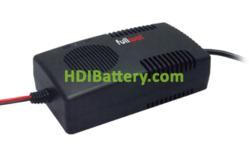 Cargador de plomo 24 voltios 3 amperios Fullwat FU-CP3000-24V