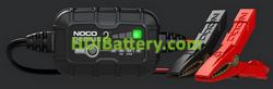 Cargador inteligente para baterías Li-Ion, Plomo y GEL 12V & 6V 2Ah Noco Genius 2