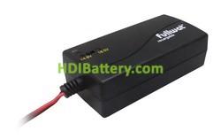 Cargador inteligente para packs de baterías Li-Ion / Li-PO (4-5 cells / 14,8V-18,5V) FULLWAT