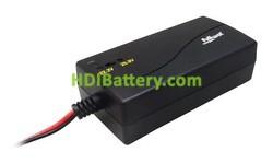 Cargador inteligente para packs de baterías Li-Ion / Li-PO (6-7 cells / 22,2V-25,9V) FULLWAT
