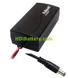 Cargador para baterías de 9 voltios a 18 voltios 2000mah de NIMH