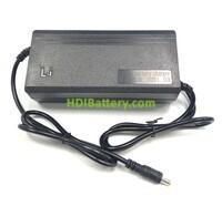 Cargador para baterías de litio 48V 2A