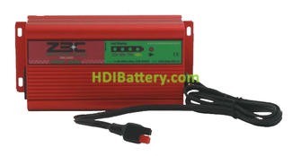 Cargador para baterías de litio, plomo, AGM y gel Zenith 24 voltios 5 Amperios ZBC2405