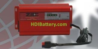 Cargador para baterías de litio, plomo, AGM y gel Zenith 36 voltios 3 Amperios ZBC3603