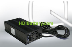 Cargador baterías de plomo ácido, AGM y GEL 24 Voltios 10 Amperios BL24-10