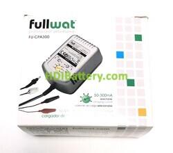 Cargador regulable para packs de baterías NiMH - NiCD (1.2V a 12V) FULLWAT