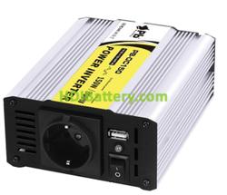 Inversor onda modificada 12Vcc/220Vca 150W 50Hz