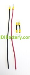 Kit de cableado para conjunto de 3 baterías 12V12Ah o 12V 14Ah