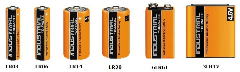 Pilas pilas alcalinas hdi battery - Tipos de pilas alcalinas ...