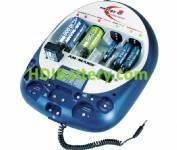 Cargador Energy Check LCD Profesional