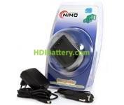 Cargador de Litio para Sony NPFA50,NPFA70