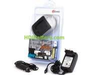 Cargador de baterías para Fujifilm NP-95