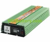 Convertidor-Conmutador de Energía AC