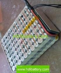 Batería de fabricación a medida para Bicicleta eléctrica 12v,24v,36v,48v LITIO ION. Consúltenos