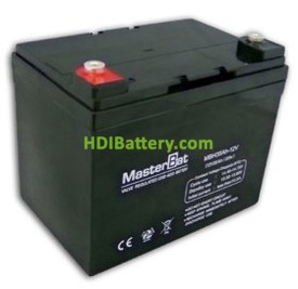 Bateria de 12 Plomo 12 Voltios 35 Amperios (195x130x155mm)