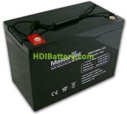 Bateria de plomo 12 Voltios 100 Amperios (330X169X211mm)