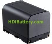 BAT666 Batería de Ion-Litio para JVC BNV607