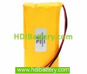 Pack de baterías 10,8V-1500mAh Ni-Cd