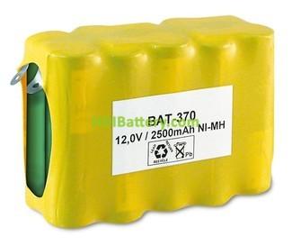 Pack de baterías 12,0V-2000mAh AA-RC06 X 10 NI-MH