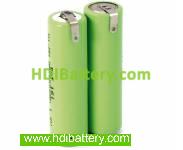 Pack de baterías 2,4V/2000mAh NI-MH