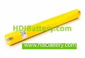 Pack de baterías 6V/4000mAh Ni-Cd