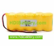 Pack de baterías 6V-4500mAh NI-MH