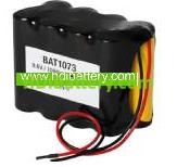 Pack de baterías 9,6V-1000mAh Ni-Cd