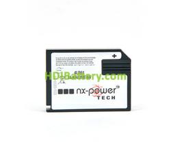 Pila alcalina blister x1 4LR61 6 Voltios 500 mAh NX
