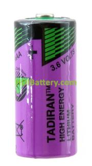 Pila litio industria SL761-S 2-3AA 3.6V 1.5Ah