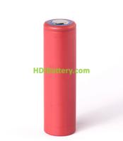 Batería Litio Sanyo NCR18650GA 3350mAh - 10A