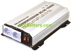 Transformador DC/AC 12 a 230V 1500W Puro Seno PSW
